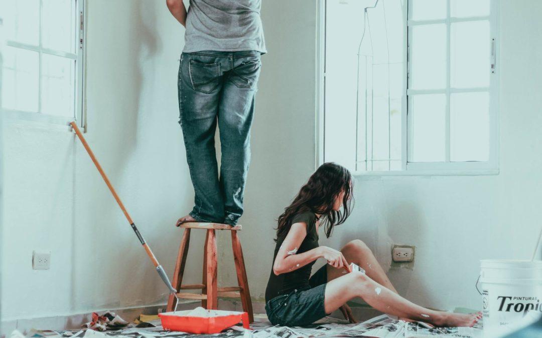 pret immobilier avec travaux