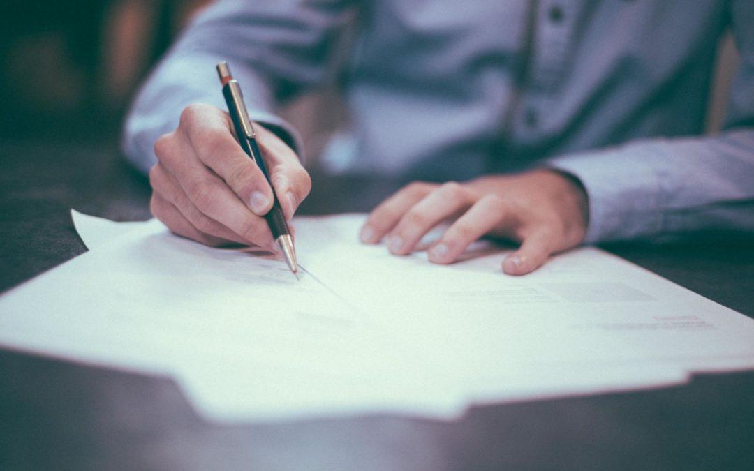 les démarches à effectuer en cas de changement assurance emprunteur
